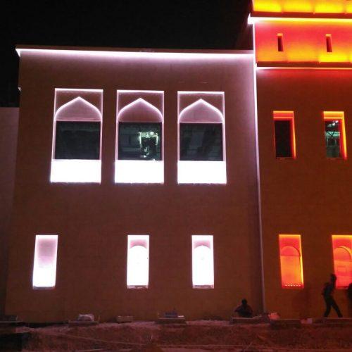 Fachada ISF Doha