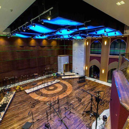 Katara Studios techo