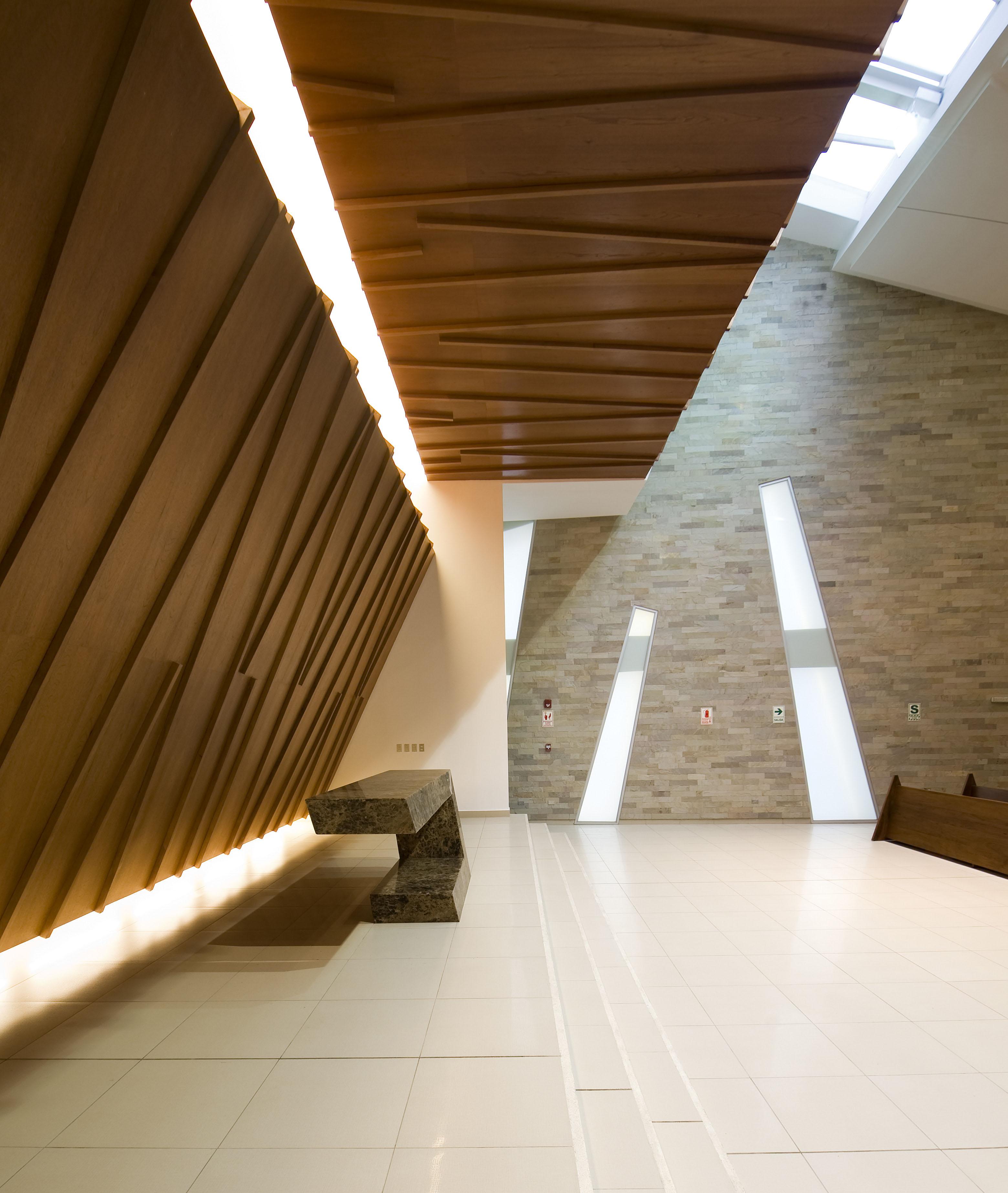 Interior centro médico Mapfre Perú