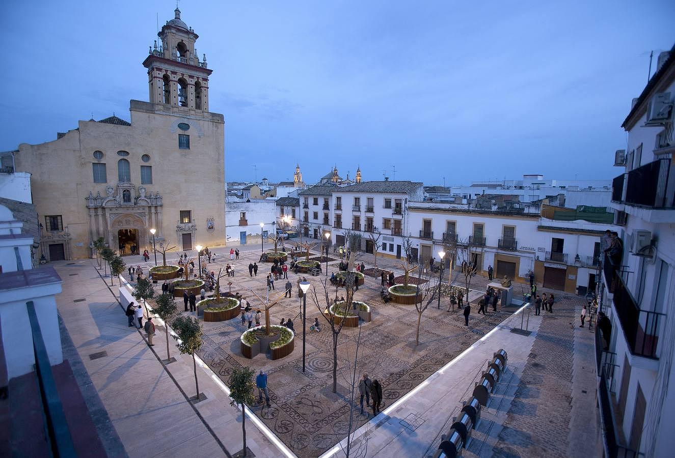 Plaza San Agustín Córdova