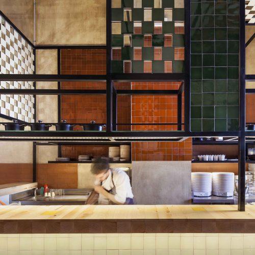Cocina Restaurante Disfrutar Barcelona
