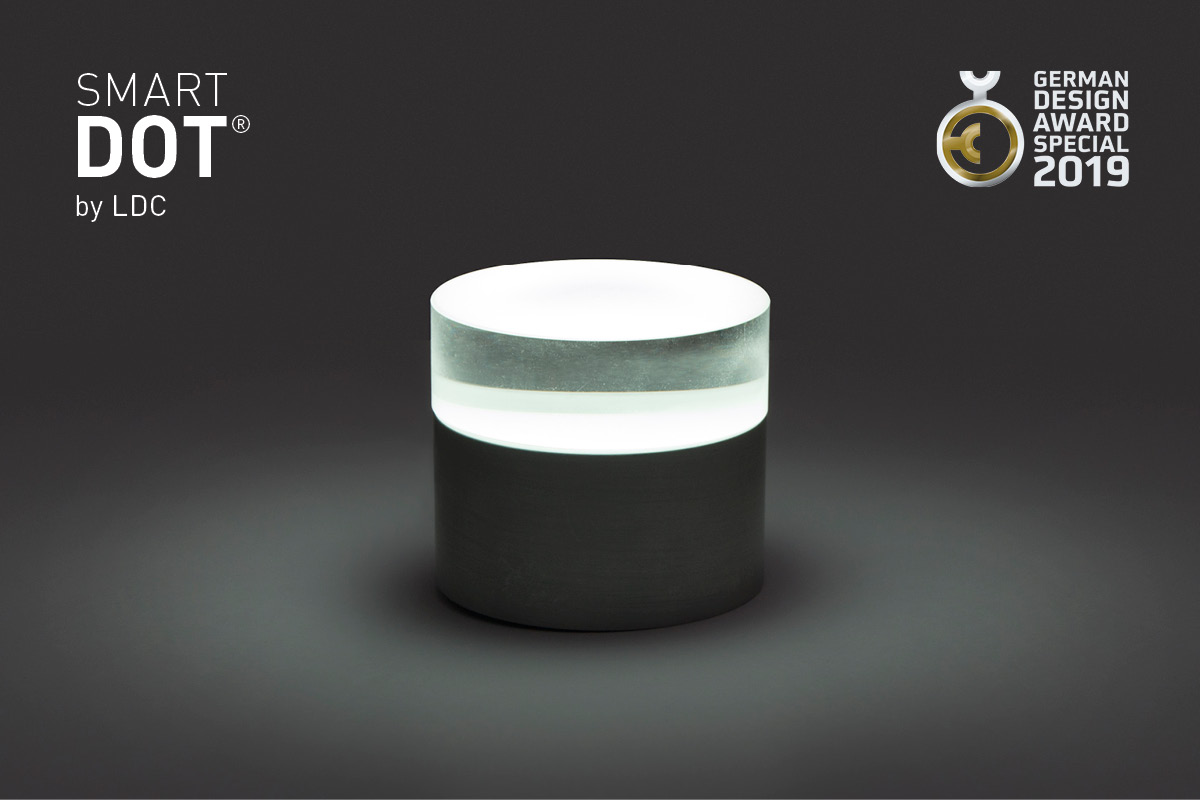 German Design Award 2019 Smart Dot