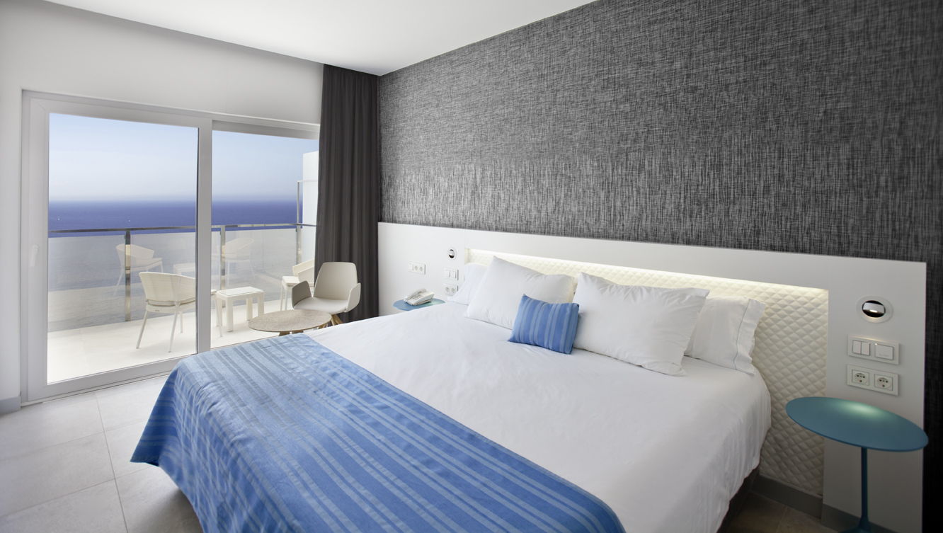 Hotel Suitopia Alicante vistas mar