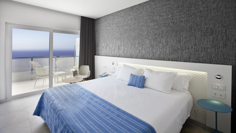 Habitación Hotel Suitopia
