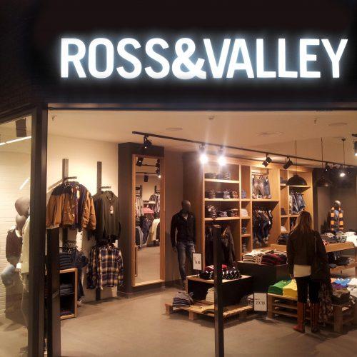 Entrada Ross & Valley Valencia