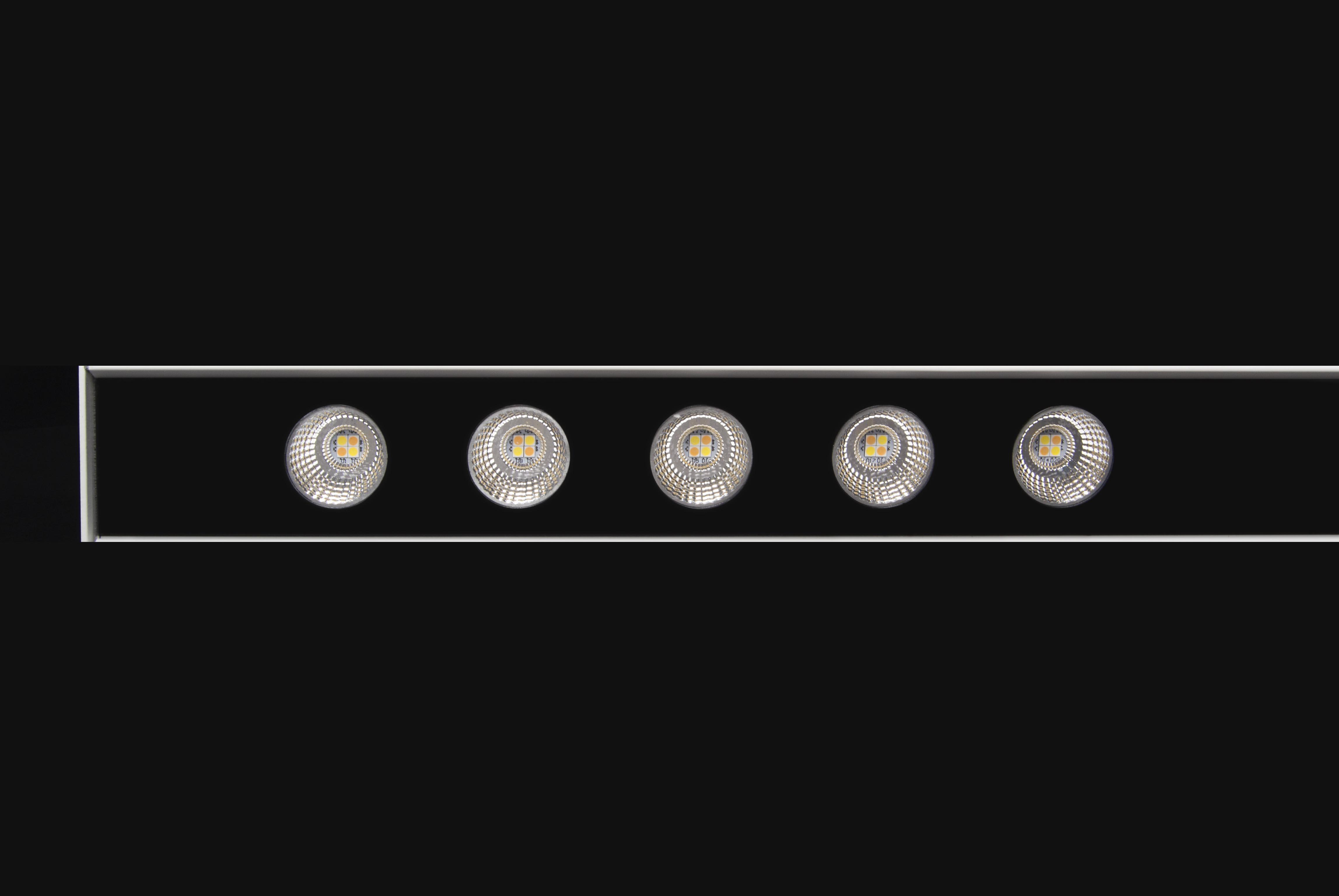 Sleek dot detalle MCI Lights