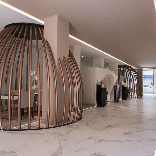 Pasillo Siete Gallery Valencia
