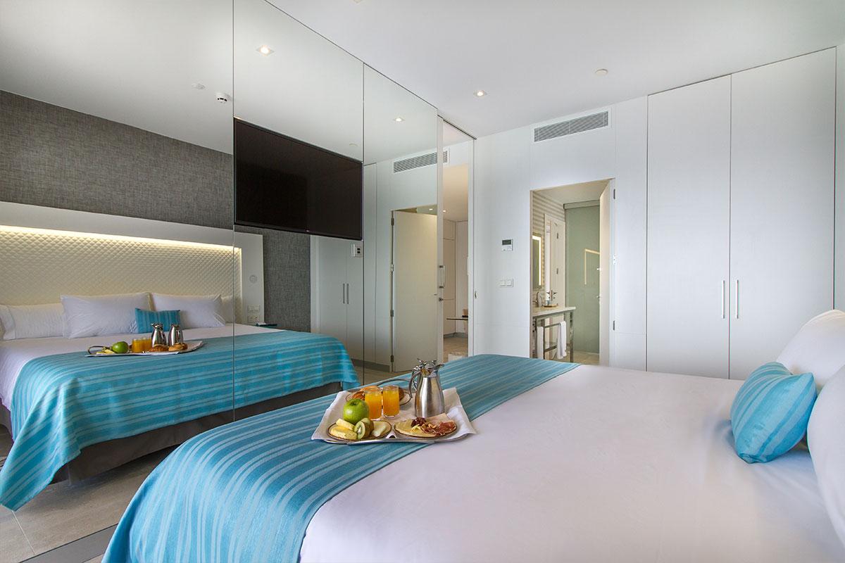 Hotel Suitopia Alicante Habitacion