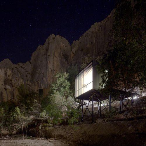 Vivood Lanscape Hotel de noche
