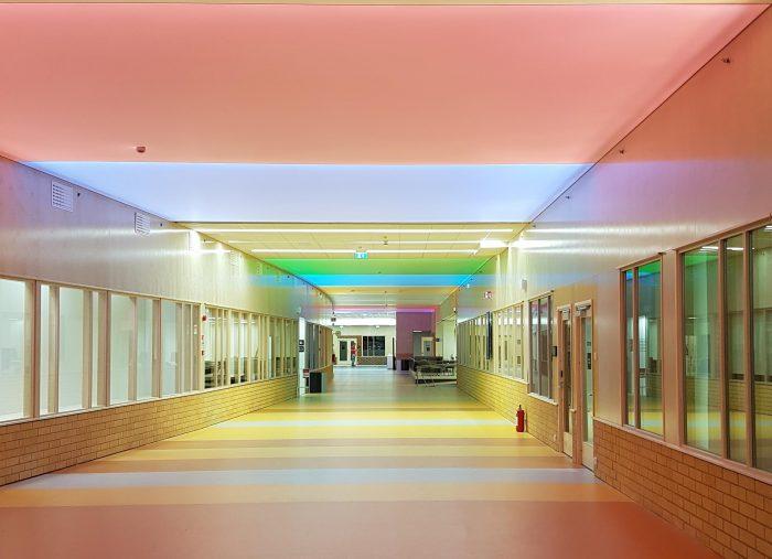 Salle intérieure UAS LAHTI Finlande